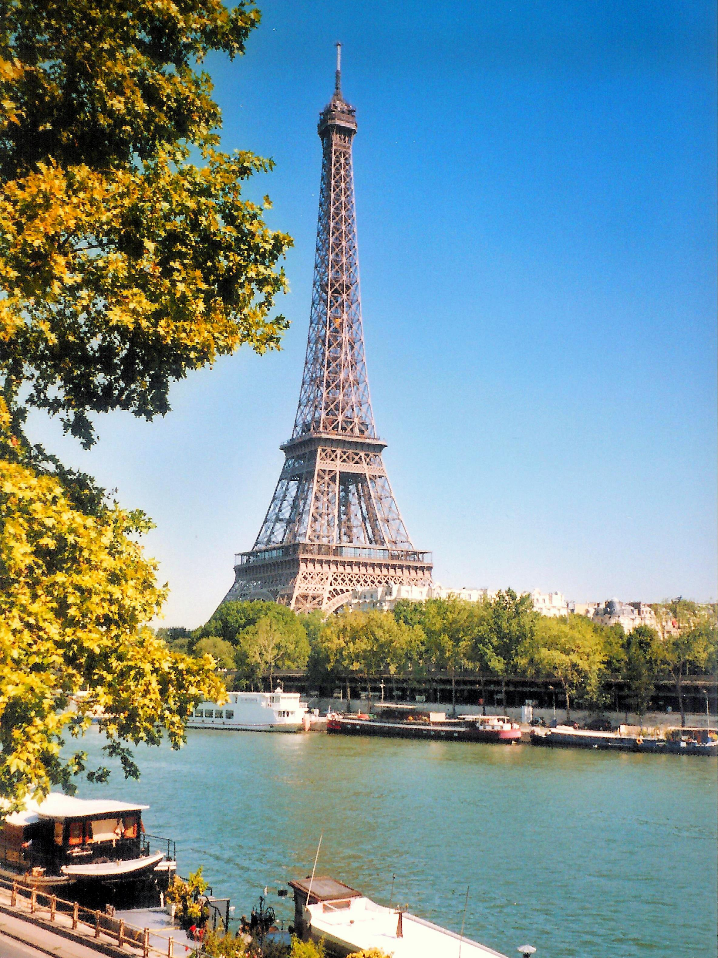 La Tour Eiffel En 25 Questions 1ere Partie French