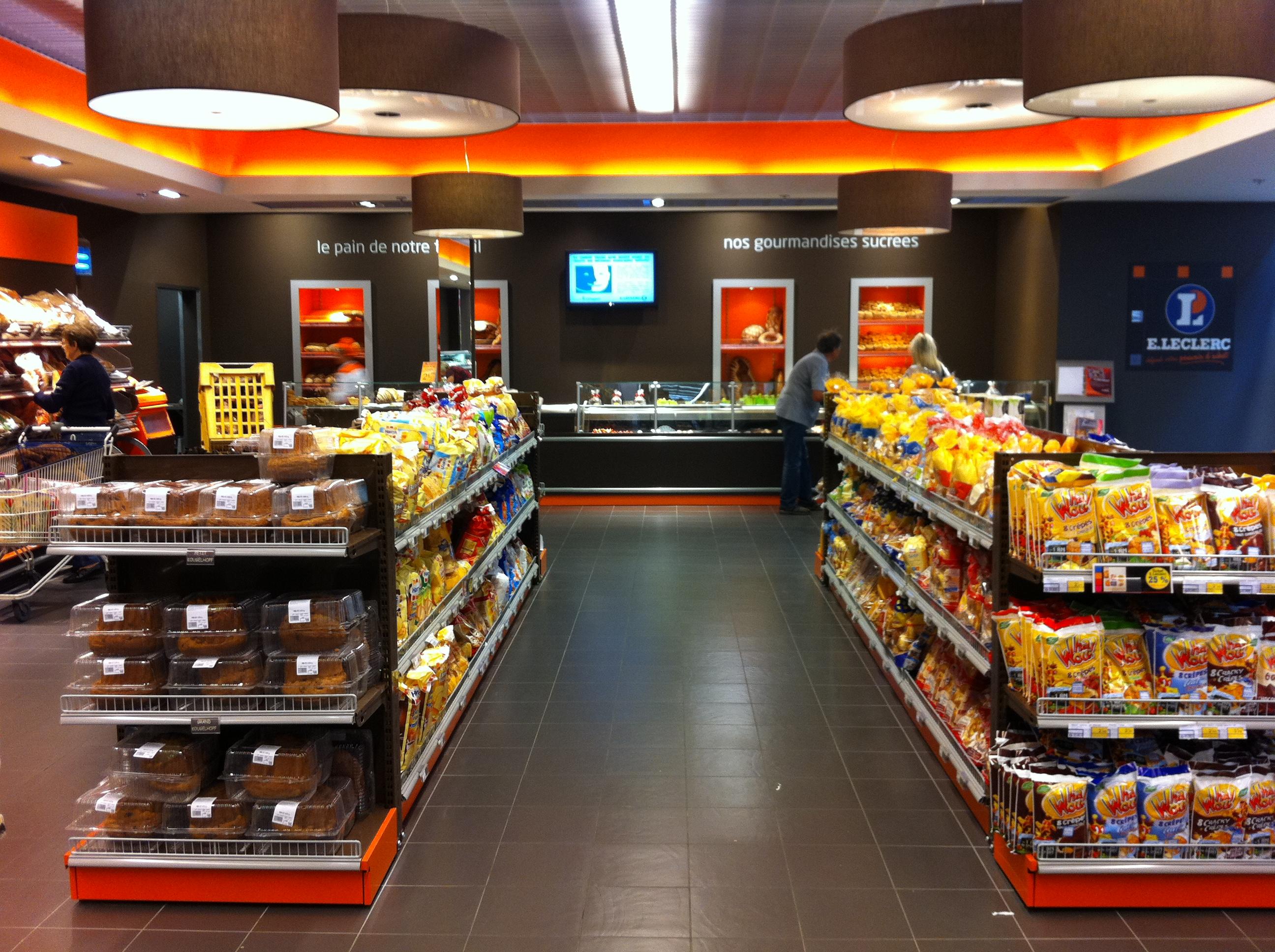 Notre premi re visite au supermarch french moments blog for Produit decoration interieur