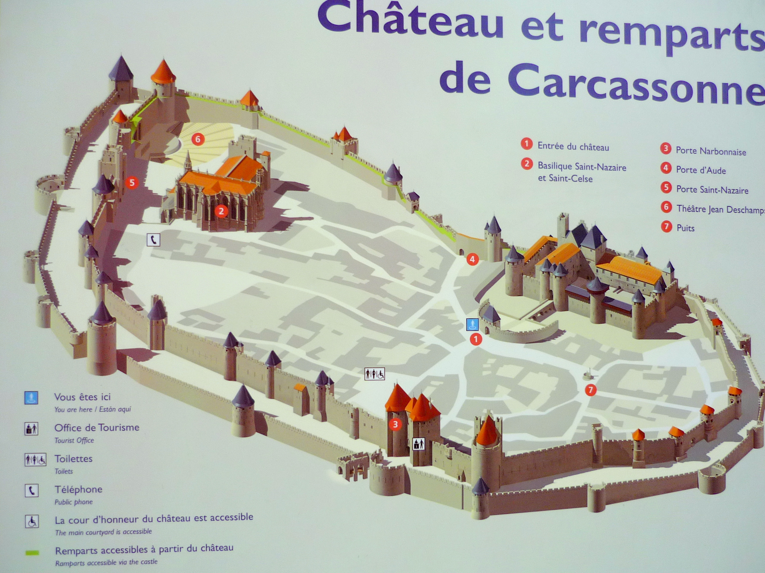 Cheap Car Rental Carcassonne