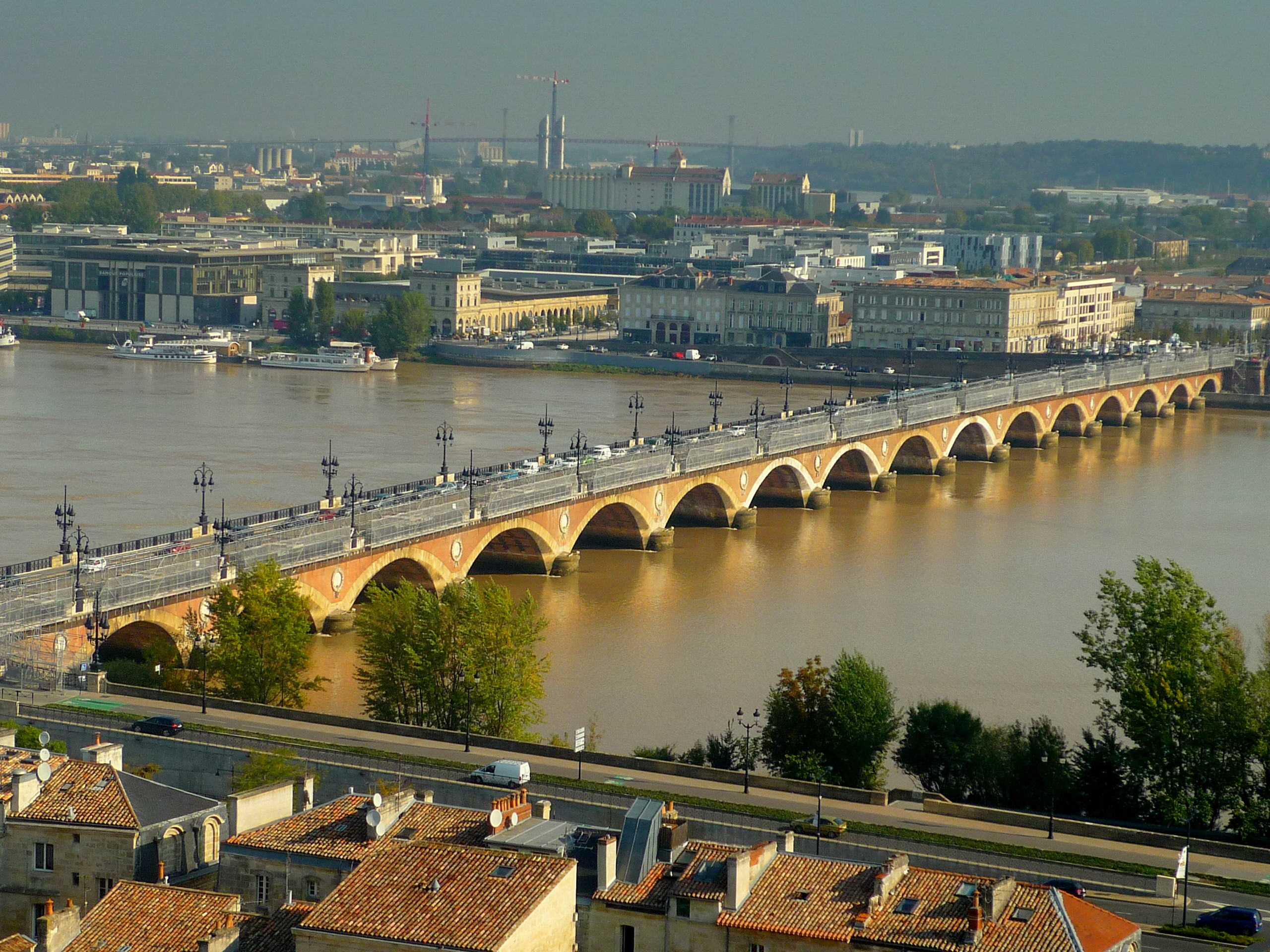 9 sites d couvrir bordeaux french moments blog - Les ponts de bordeaux ...