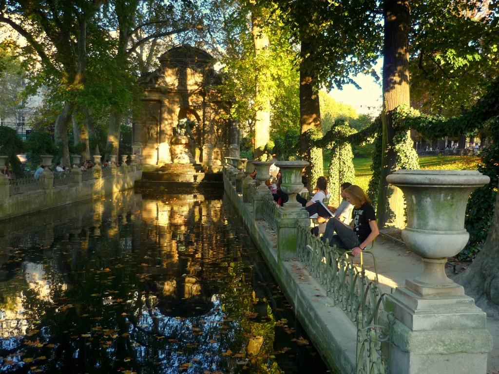 J ai deux amours mon sydney et paris french moments blog for Kiosque jardin des tuileries