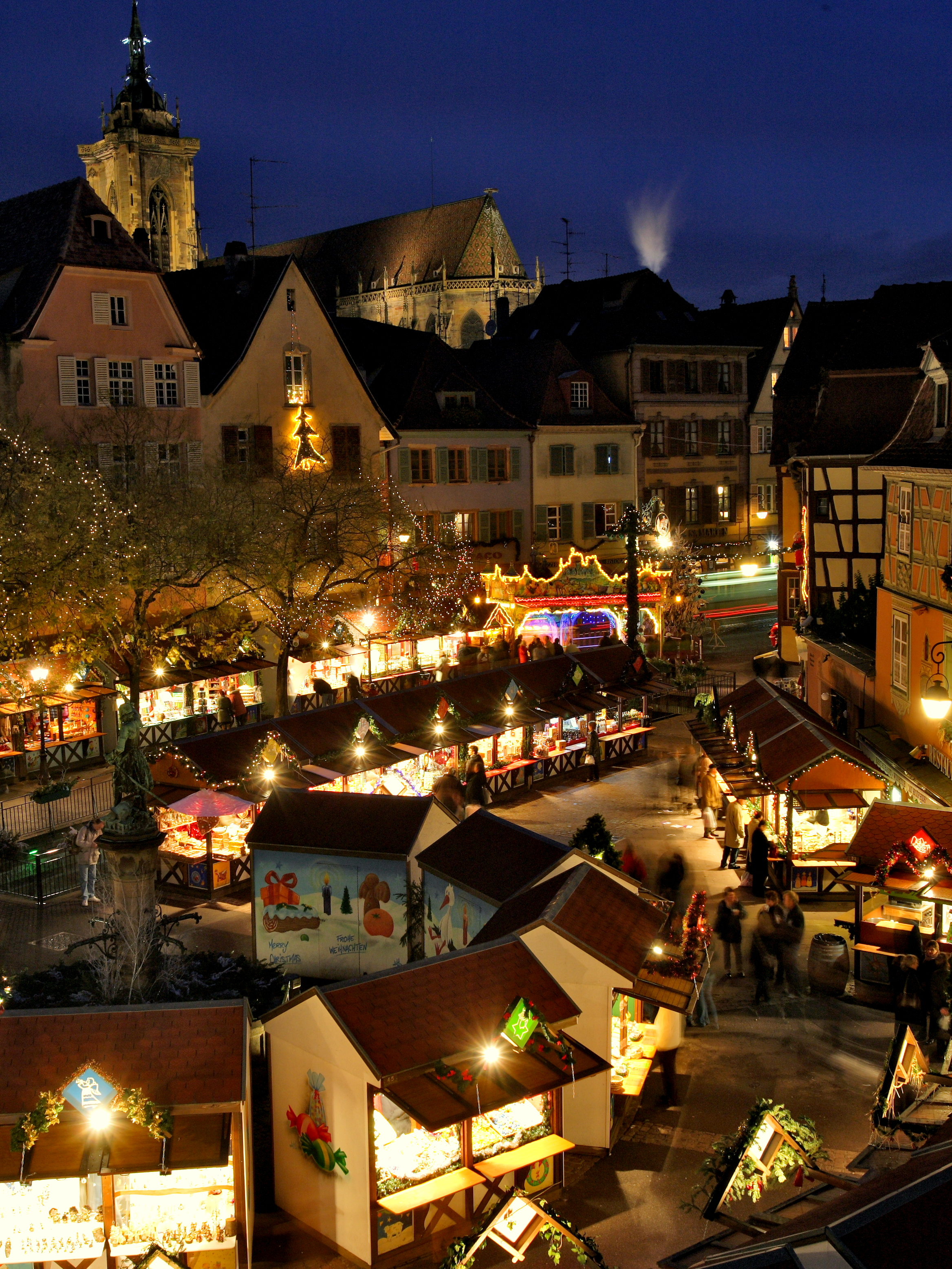 Le traditionnel marché de Noël de Colmar | French Moments Blog
