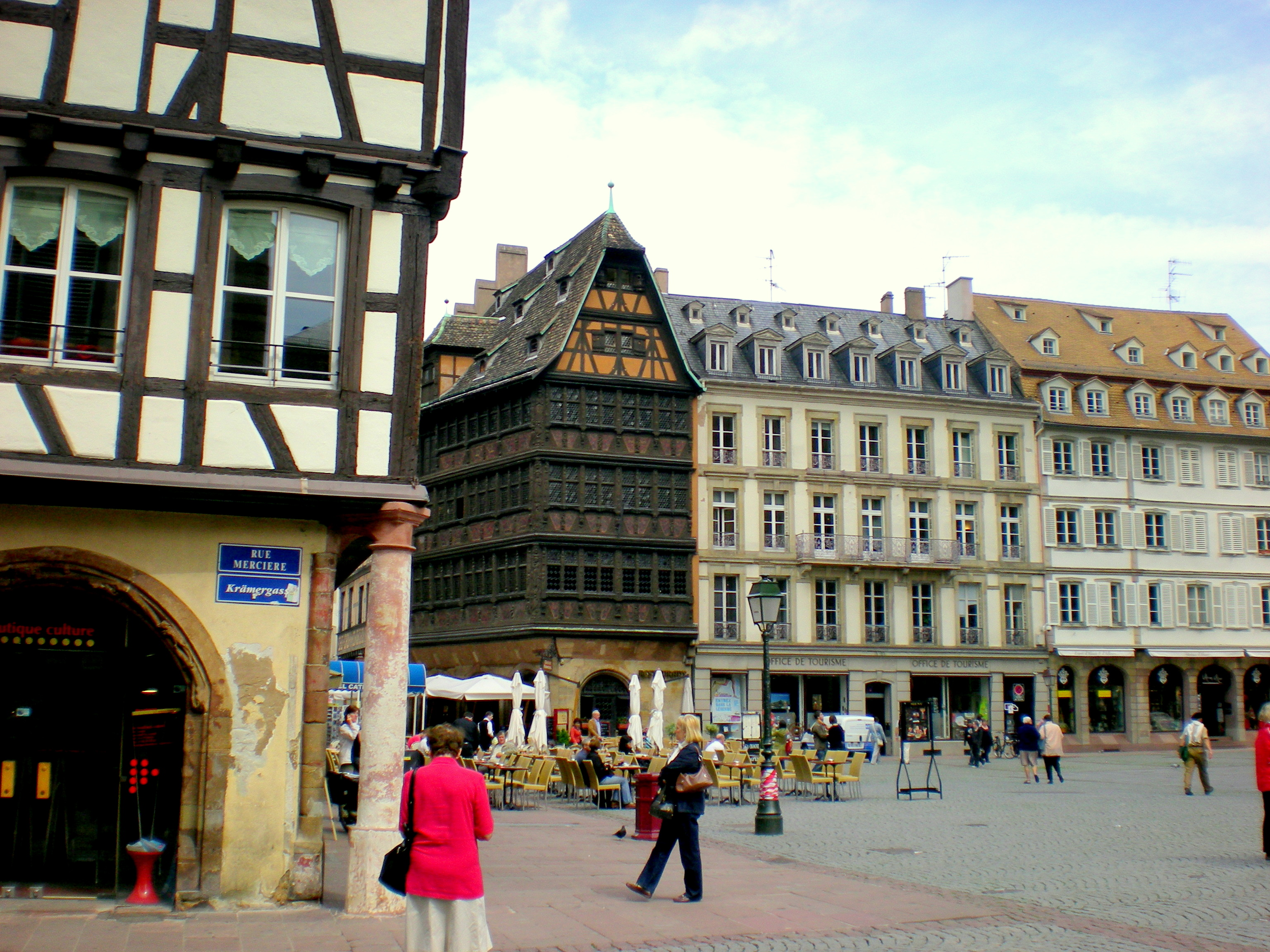 Strasbourg Place Cathedrale Restaurant
