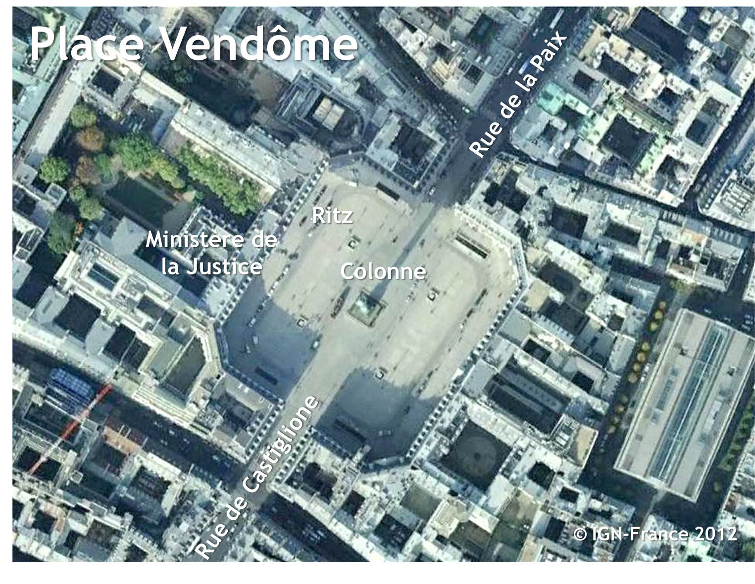 Visite Guid E De La Place Vend Me Paris French Moments