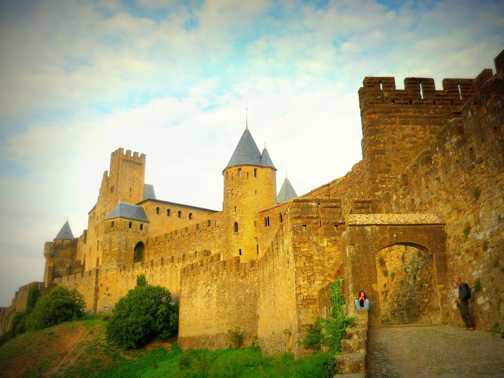 Porte d'Aude, Carcassonne © French Moments