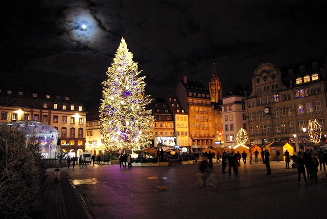 Strasbourg at Christmas © French Moments