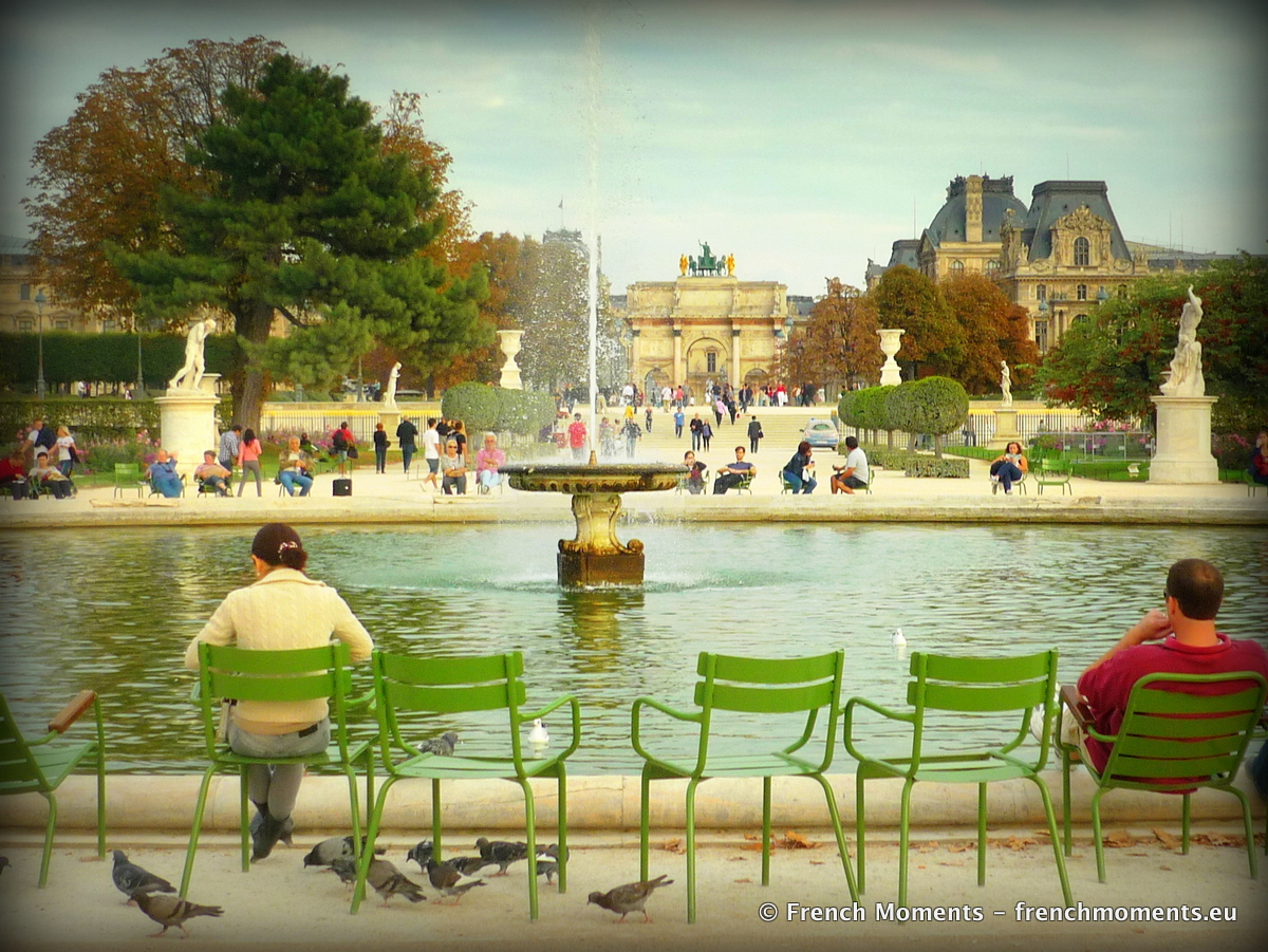 Le jardin des tuileries en danger french moments blog for Jardin tuileries