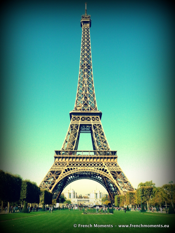 L 39 image du jour la tour eiffel french moments blog - Image de tour eiffel ...