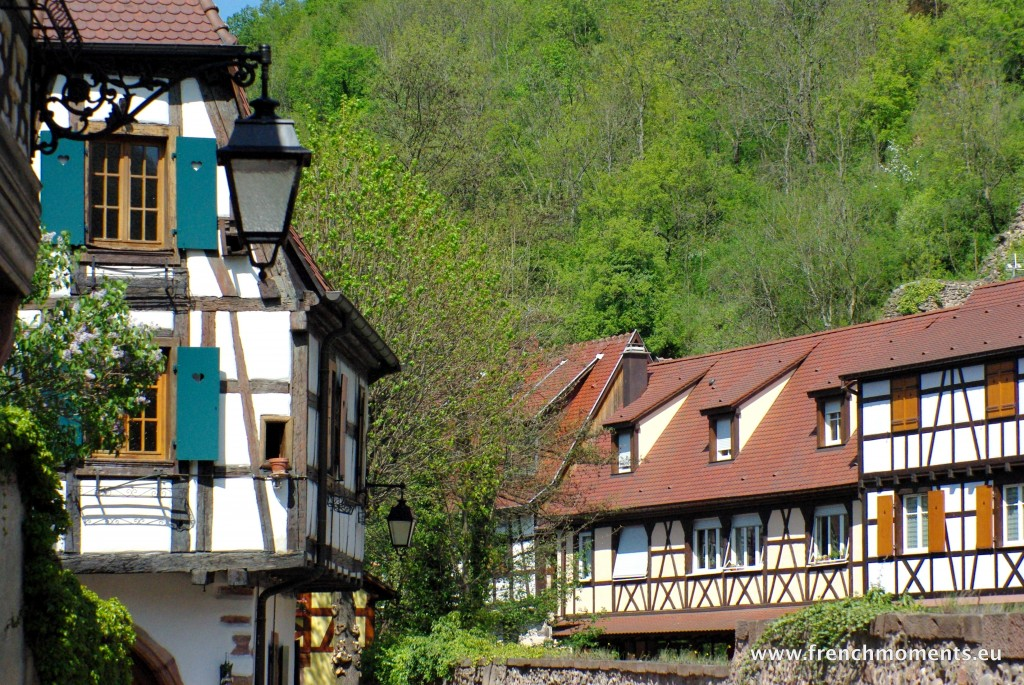 Le centre historique de Kaysersberg © French Moments