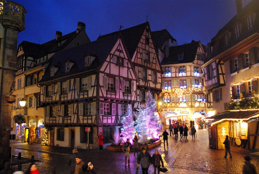 Rue des Marchands, Colmar © French Moments