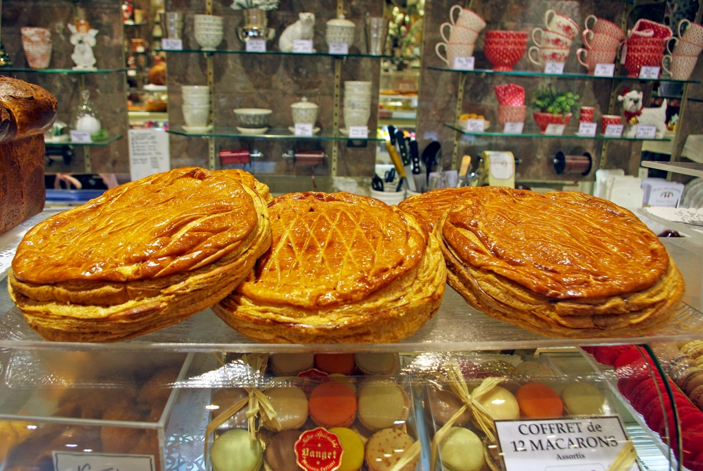 Galettes des Rois à Bauget (Maisons-Laffitte) © French Moments