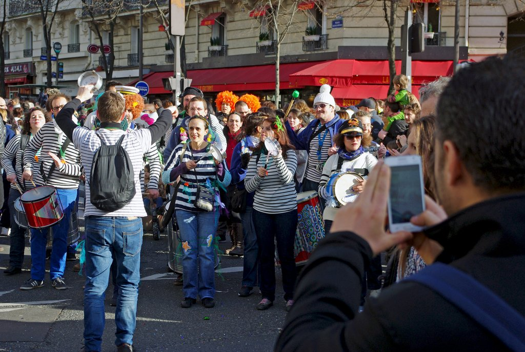 Le carnaval de Paris en 2016 © French Moments