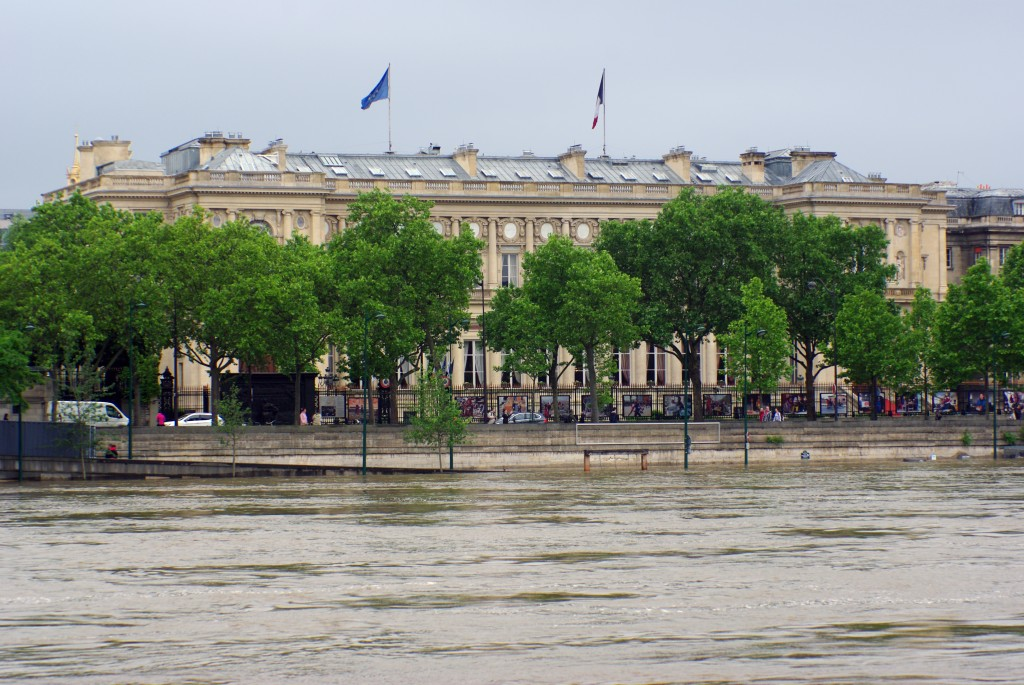 Ministere des Affaires Etrangeres Paris Floods June 2016 35 copyright French Moments