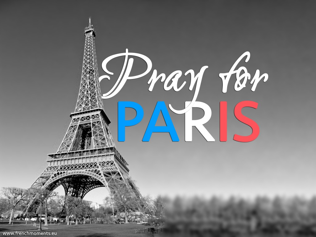 Pray for Paris © French Moments