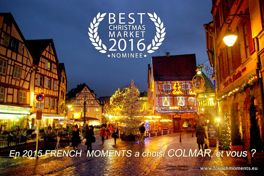 Colmar Christmas Market Nominee 2016 Francais © French Moments