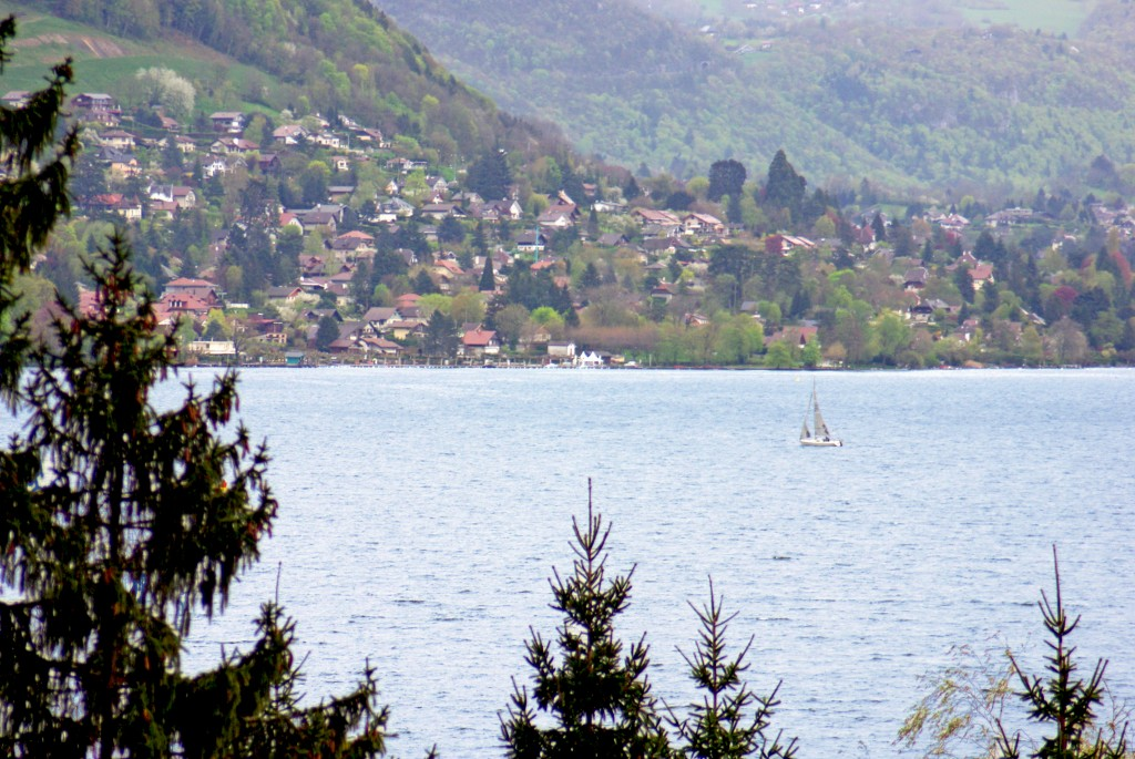 Lake Annecy from Imperial © French Moments