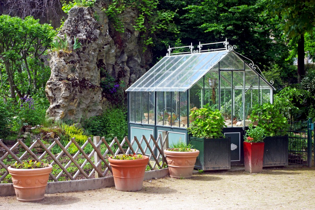 Le paisible potager du Jardin d'Acclimatation © French Moments