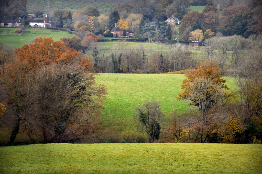 Automne à Burwash, East Sussex © French Moments